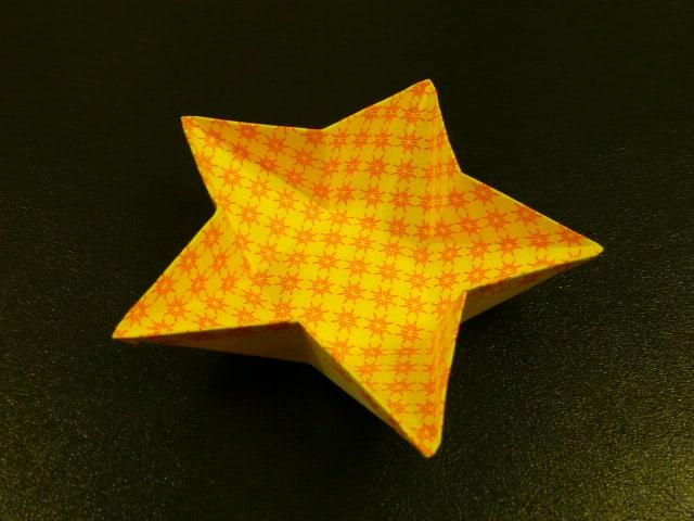 折り紙】箱の作り方・折り方