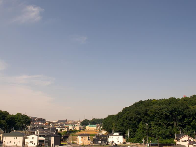 05月29日 朝霞方向