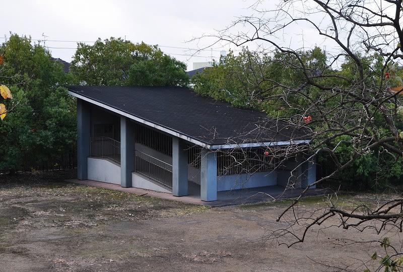 杉山瓦窯跡復元施設