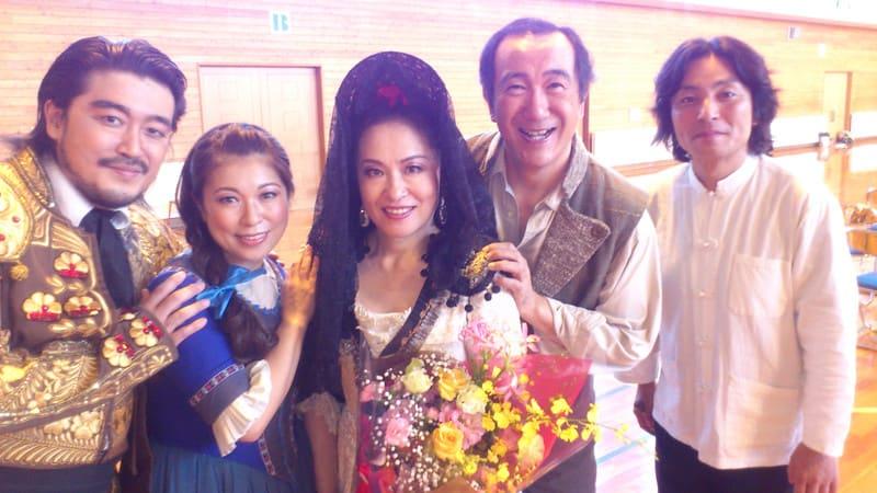 帰京&明日のコンサートに向けて♪ - ソプラノ・白石佐和子の毎日元気!