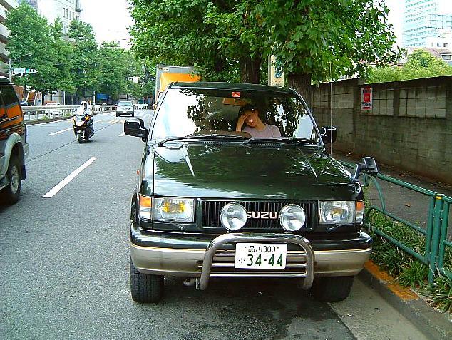 いすゞ いすゞ ビッグホーン cm : blog.goo.ne.jp