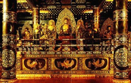 中尊寺金色堂の画像 p1_1