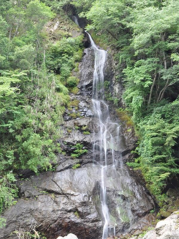 天の川不動滝