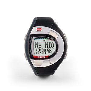 Mio(ミオ) 心拍計測機能付きスポーツ腕時計 Drive +(ドライブ プラス) 04-011