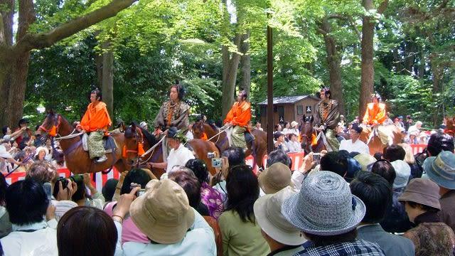 パンフレットによると、 「源氏物語」では近衛使として葵祭に奉仕する光源... 京都三大祭~葵祭