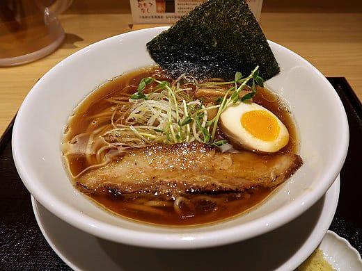 うまい麺には福来たる 西大橋店・うまい醤油らー麺 並