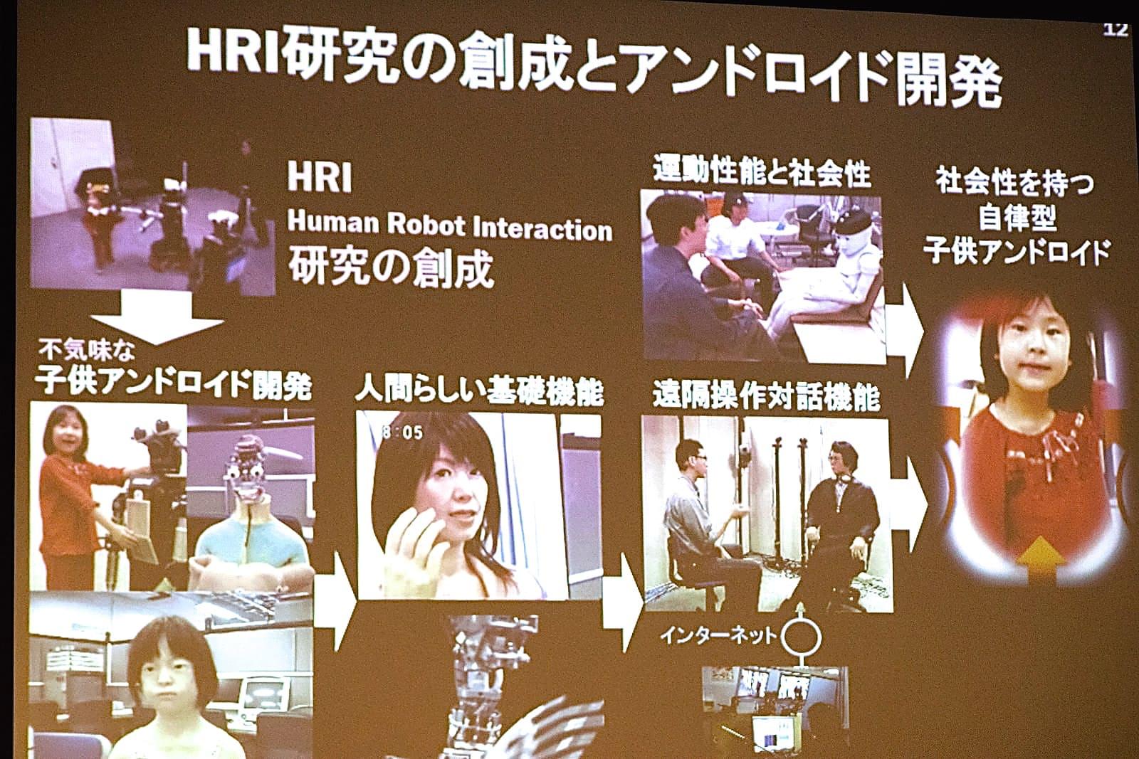人と関わる人間型ロボットに支援されるロボット社会の実現