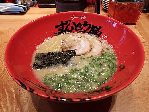ラー麺 ずんどう屋 藤井寺店・元味らーめん