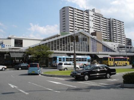JR西日本 草津駅 - 一日一駅