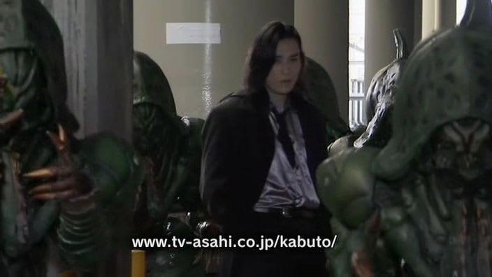 仮面ライダーカブトから坂口拓 画像