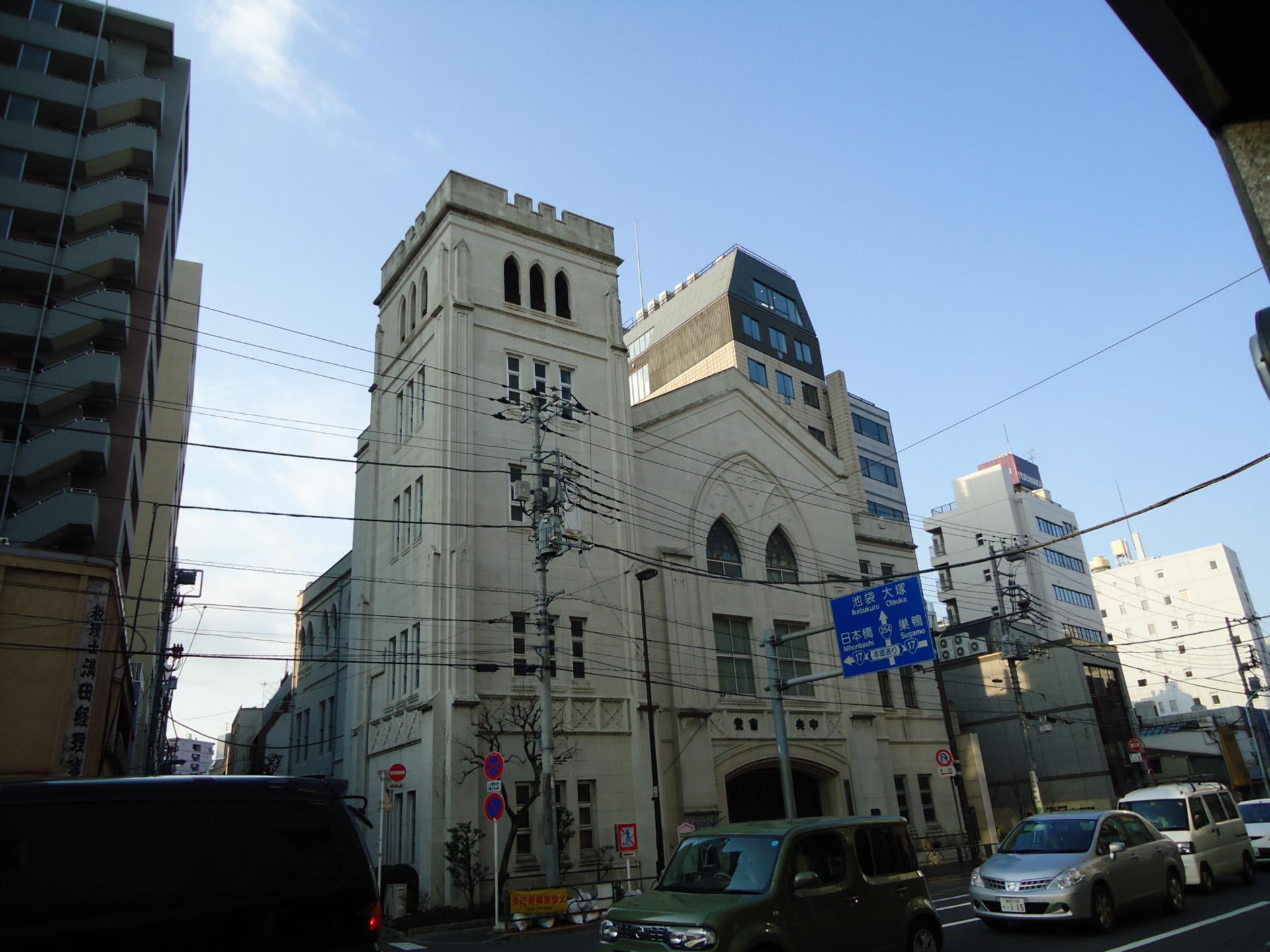 本郷中央教会と足尾鉱毒事件 - 3...