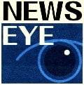 「NEWS EYE」のロゴ