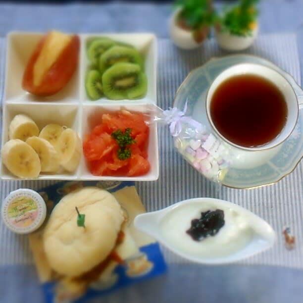 ひとくち朝食