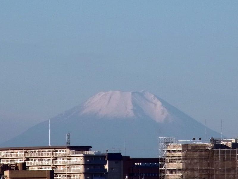 11月18日 富士山