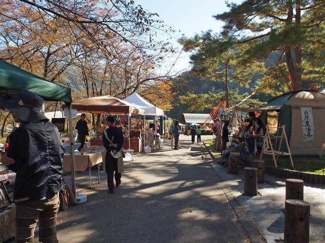 大鹿クラフトまつり - 「美しい村」の議員日記