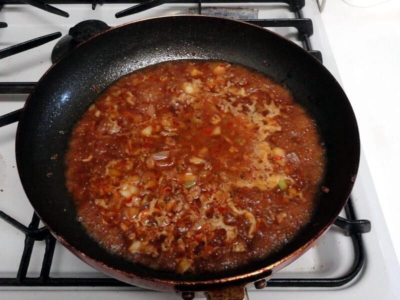 06月14日 スープを加えます
