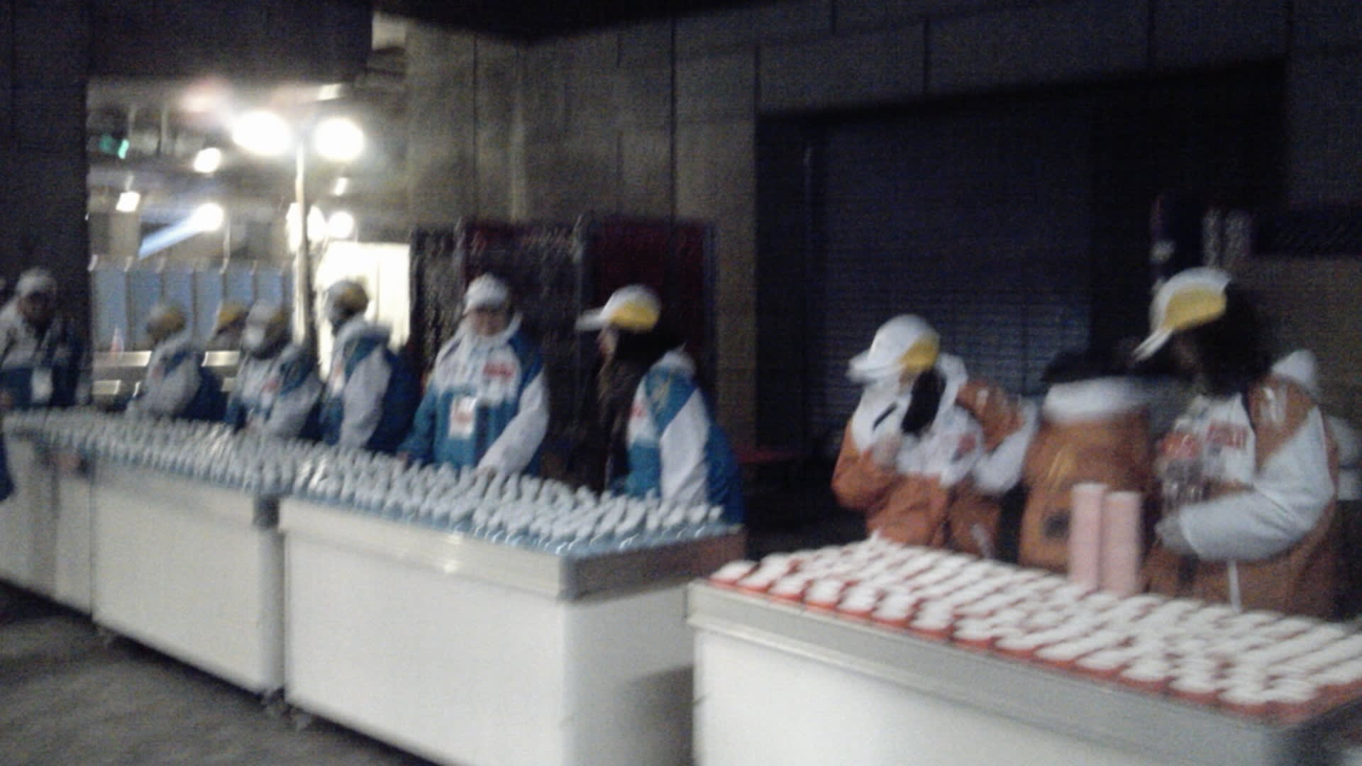 2013東京マラソン - 体重別皇居...