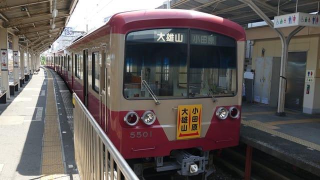 伊豆箱根鉄道大雄山線