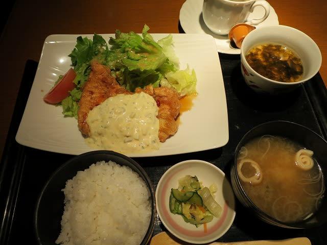 日替わり膳(鶏南蛮)