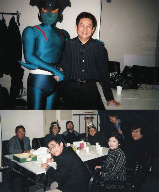 [エンターテインメント ニュース] 石川賢氏(いしかわ・けん、本名・賢一... 石川賢先生、逝去