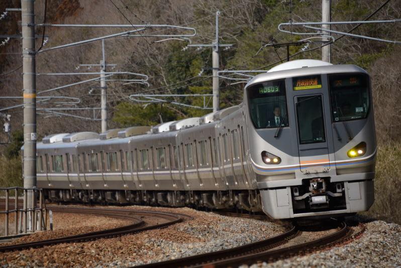 福知山線 2015 - 鉄道親爺の窓