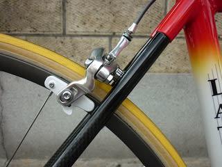 ... と調整方法 - Kinoの自転車日記