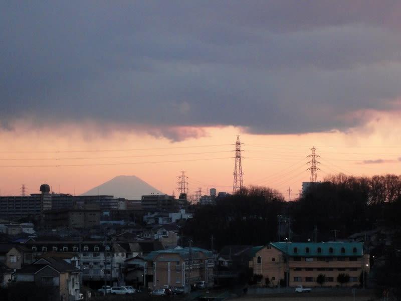 03月17日 富士山