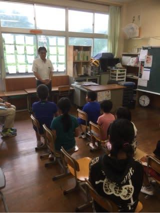 熊本県八代市立泉第八小学校
