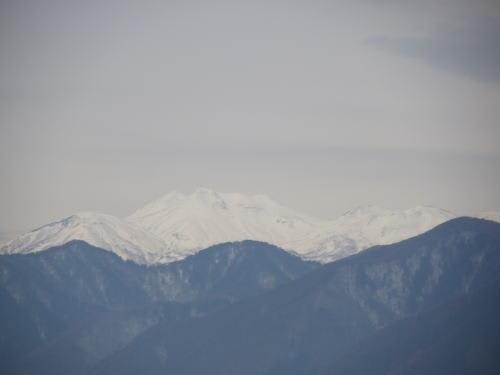乗鞍岳 2013/11/25