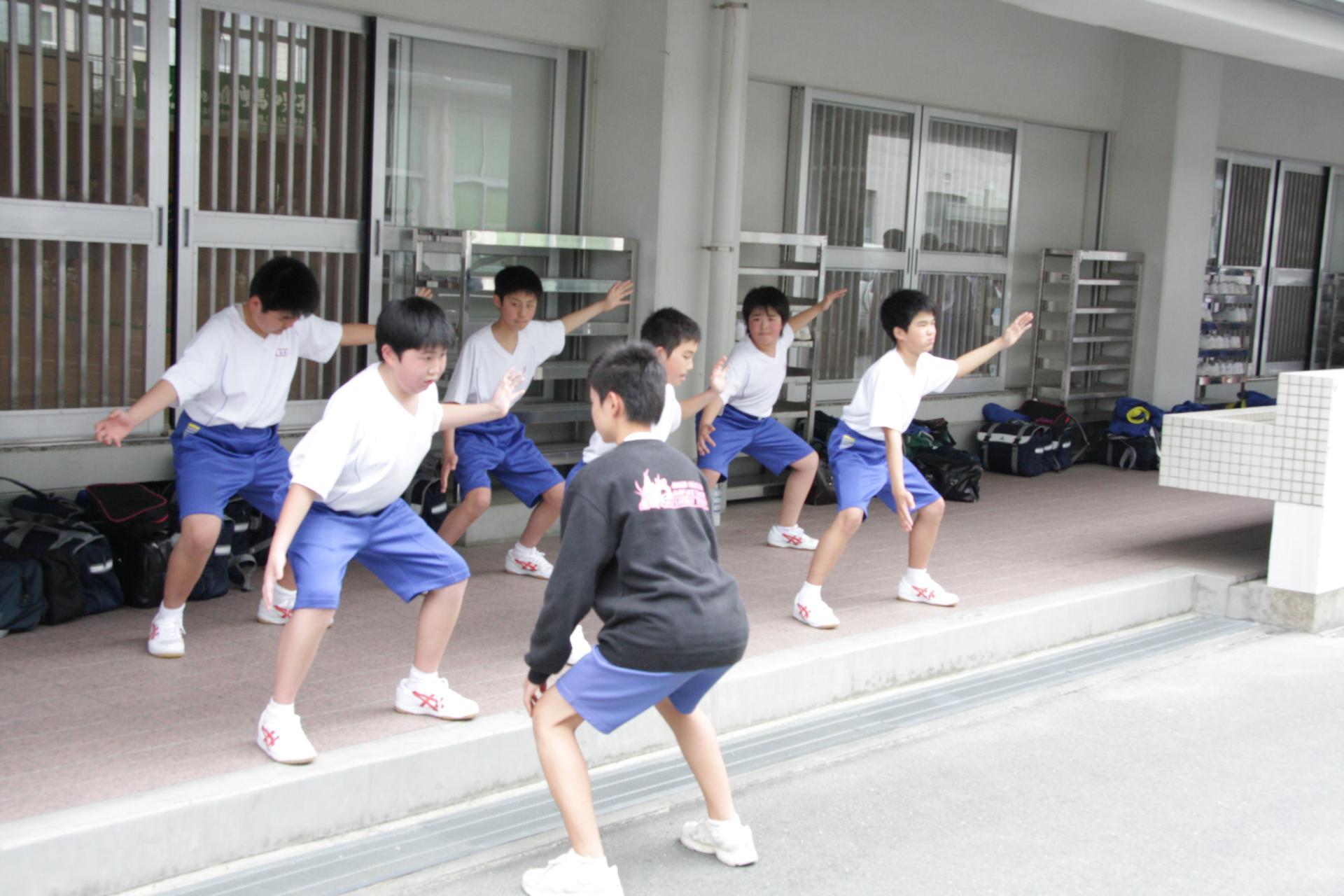 仮入部期間中! - こんにちは!浜松市立曳馬中学校のブログです♪