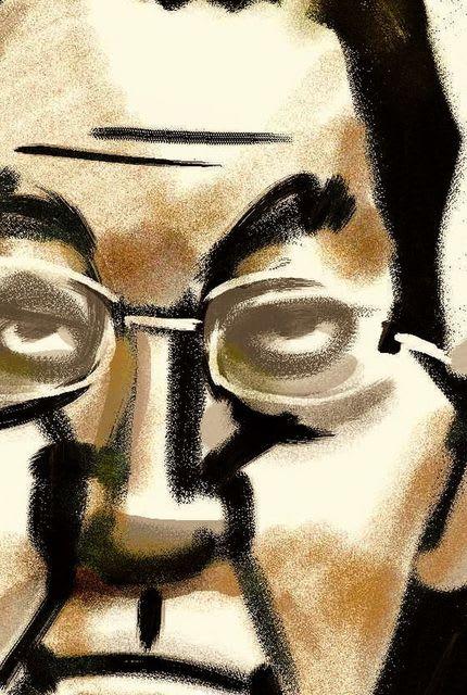 田中慶秋(法務大臣 衆議院議員) ジャンル:ウェブログ コメント  特急つばめの「似顔絵 ヘタな