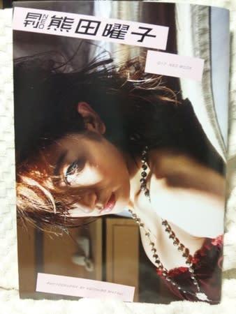 まさかこの期に及んで熊田曜子が 「月刊NEO」シリーズに登場するとは思わ...