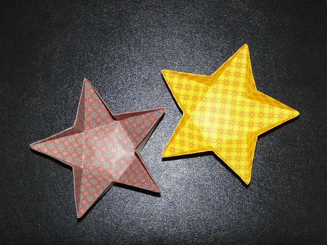 すべての折り紙 折り紙で作る箸置き : 折り紙の織姫と彦星で七夕の夜 ...