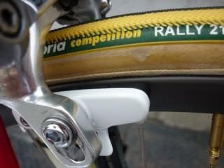 自転車の 自転車 ブレーキレバー 調整 方法 : ... と調整方法 - Kinoの自転車日記