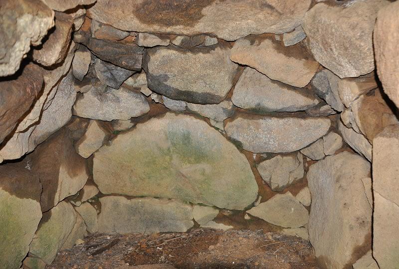 東タニノガイト古墳奥壁