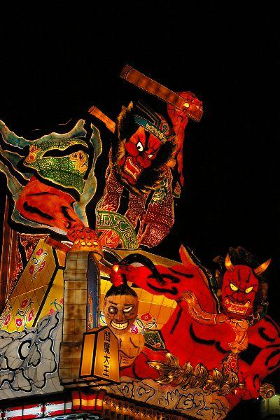 五所川原たちねぶた祭り