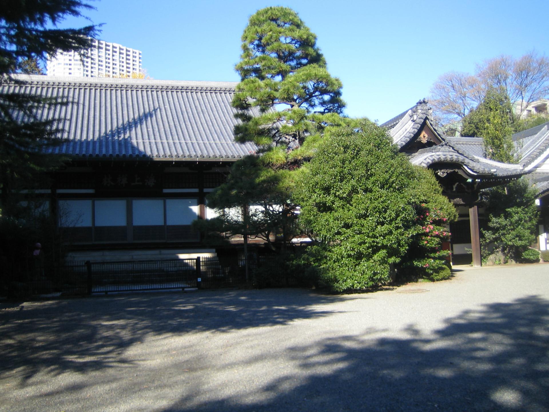 泉岳寺近くを徘徊 - 地図を楽し...