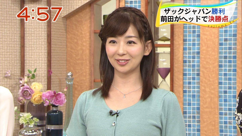 松尾由美子 やじうまテレビ! 12...