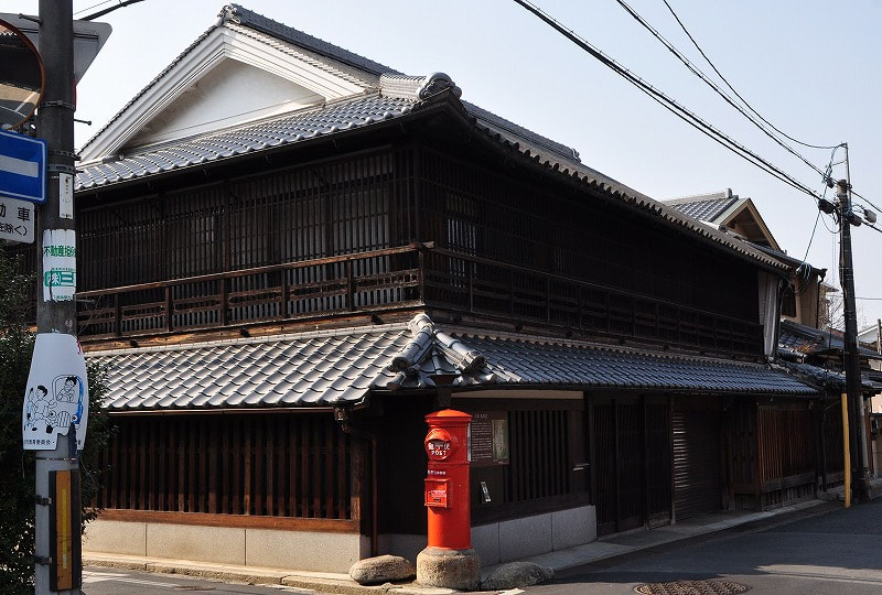 西の平田家