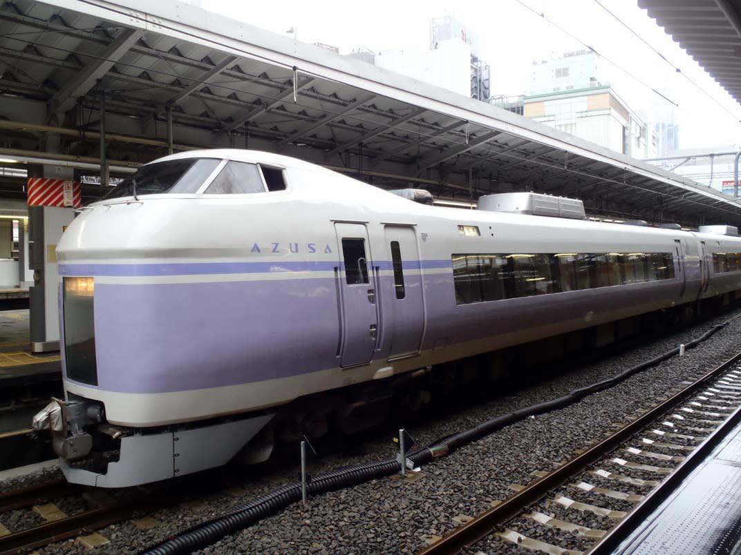 JR東日本E351系電車