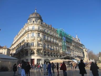 Montpellier walking part2 for Chambre de commerce de montpellier