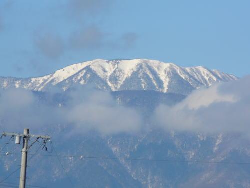 大滝山 2009/12/28