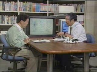 番組「NHKアーカイブス」トップページ/ 三宅民夫アナと相田洋ディレクターの掛け合い漫才(?!)