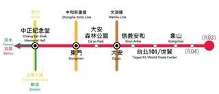 台北捷運信義線