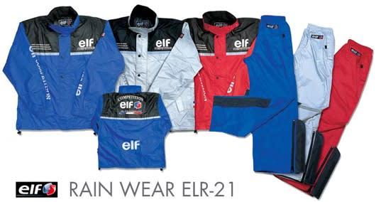 【elf】エルフ:レインスーツ