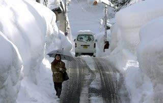 平成18年豪雪 : 【大雪・冬至】...