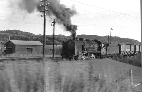 最後の蒸気機関車たち その61 - ...