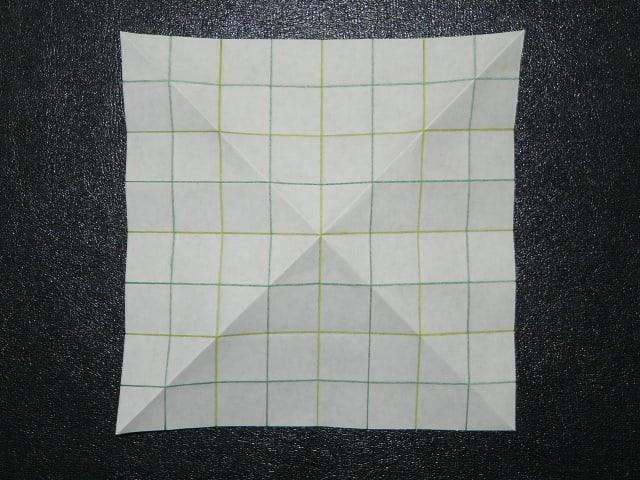 ハート 折り紙 折り紙川崎ローズ折り方 : blog.goo.ne.jp