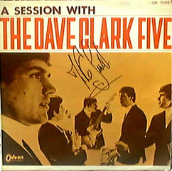 Dave Clark Five A Session With The Dave Clark Five