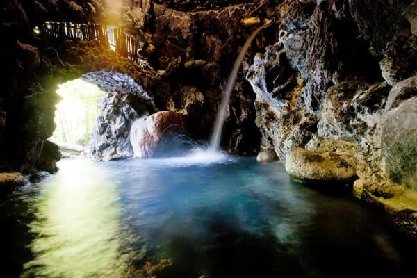 洞窟風呂 - 九州温泉カメラ ...